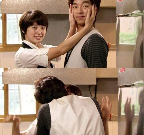 Phim Hàn và những nụ hôn kinh điển nhất - 8