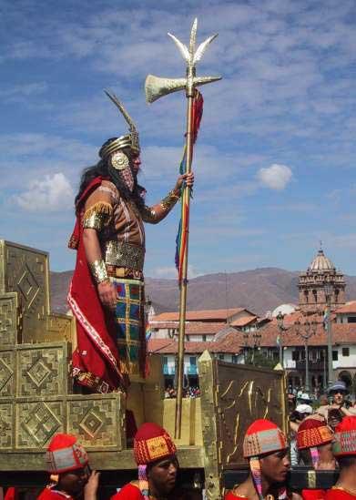Bí ẩn kho vàng của người Inca - 1