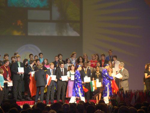 Các dự án Olympic Quốc Tế của trường Song Ngữ QT Horizon - 1