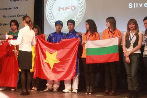 Các dự án Olympic Quốc Tế của trường Song Ngữ QT Horizon - 2