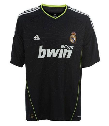 Bóng đá TBN: Real Madrid lộ diện áo đấu mới - 3
