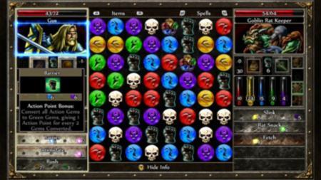 Puzzle Quest 2 - Xếp kim cương đánh trùm - 1