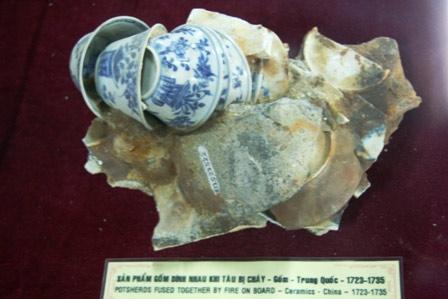 'Kho báu' lặn dưới biển 500 năm đã lộ - 7
