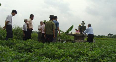 Nghi án trong ngôi mộ cổ - 1