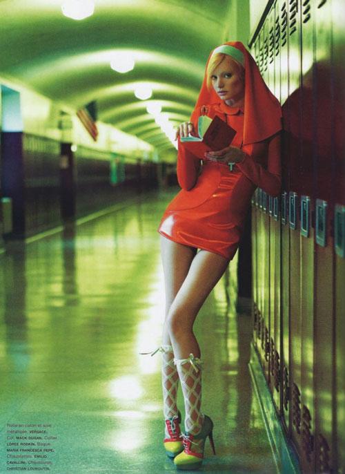 Ảnh quá nóng của siêu mẫu Miranda Kerr bị chỉ trích - 7