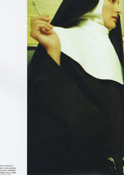 Ảnh quá nóng của siêu mẫu Miranda Kerr bị chỉ trích - 9