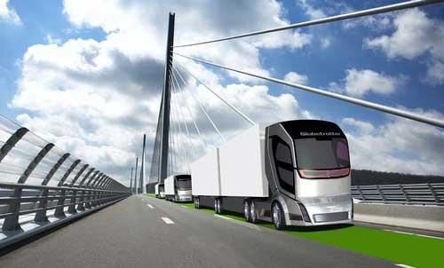 """""""Ấn tượng"""" với xe tải Volvo Concept 2020 - 3"""