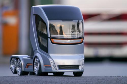 """""""Ấn tượng"""" với xe tải Volvo Concept 2020 - 7"""