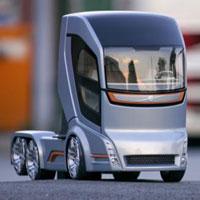 """""""Ấn tượng"""" với xe tải Volvo Concept 2020"""