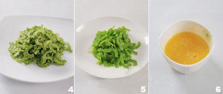 Mướp đắng xào trứng - Đơn giản mà ngon tuyệt - 2