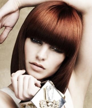 Làm đẹp cho mái tóc dày - 1