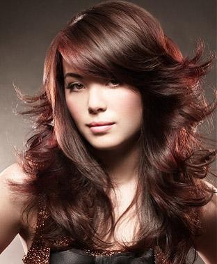 Làm đẹp cho mái tóc dày - 2
