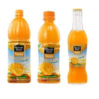 Nước cam Teppy - Sảng khoái và ngập tràn năng lượng từ những tép cam Minute Maid ngon tuyệt