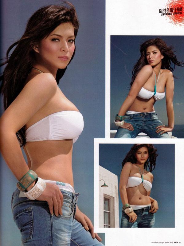 Mỹ nhân Philippin căng tròn cùng bikini - 1
