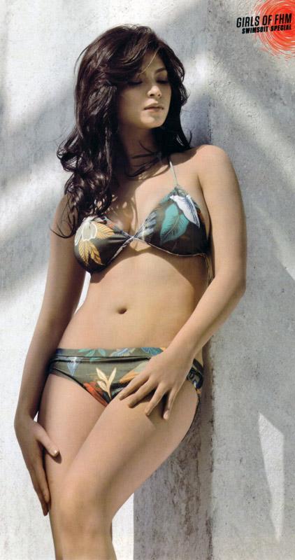 Mỹ nhân Philippin căng tròn cùng bikini - 4