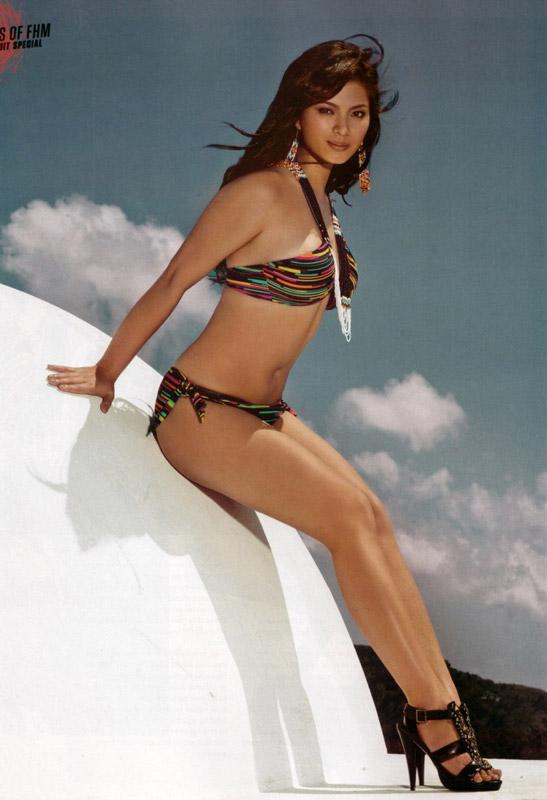 Mỹ nhân Philippin căng tròn cùng bikini - 11