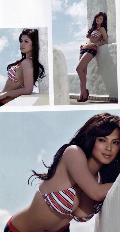 Mỹ nhân Philippin căng tròn cùng bikini - 10