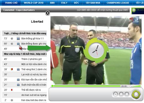 Xem kết quả bóng đá trực tuyến - 2