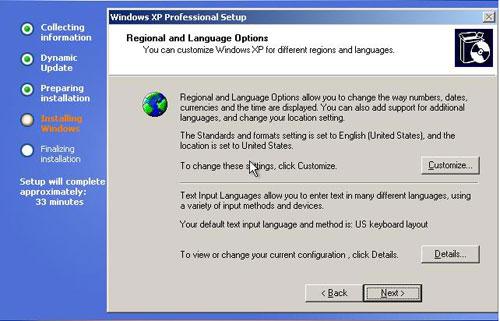 Cách cài đặt Windows XP đơn giản - 5