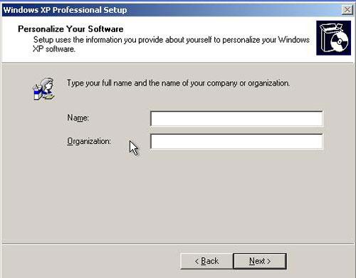Cách cài đặt Windows XP đơn giản - 6