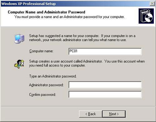 Cách cài đặt Windows XP đơn giản - 8