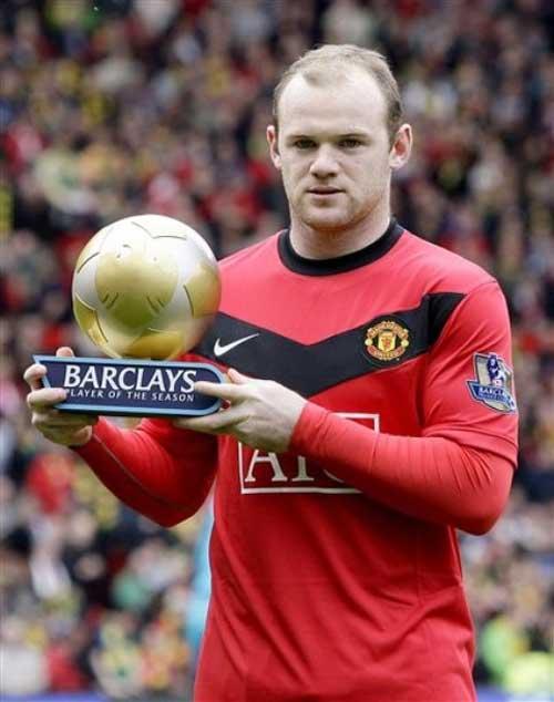 """Wayne Rooney: """"Linh hồn"""" của Quỷ (TOP 10 cầu thủ xuất sắc nhất ngoại hạng Anh 2009/2010 – P10) - 3"""
