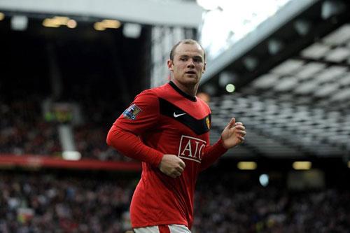 """Wayne Rooney: """"Linh hồn"""" của Quỷ (TOP 10 cầu thủ xuất sắc nhất ngoại hạng Anh 2009/2010 – P10) - 1"""