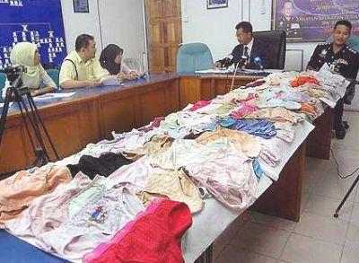 Y tá nam trộm 400 quần lót nữ bệnh nhân - 1