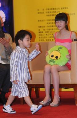 Trương Bá Chi hướng con trai theo Châu Tinh Trì - 16