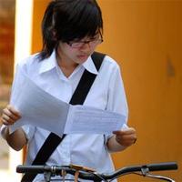 Những bài văn tốt nghiệp THPT 2010: siêu kinh điển