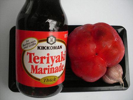 Gà xào ớt chuông sốt Teriyaki - 1