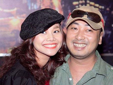 Thanh Hằng úp mở về mối quan hệ với đạo diễn Quang Dũng - 3