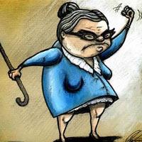 Video clip: Bà già cà trai tơ
