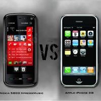 Nokia bị iPhone vượt mặt