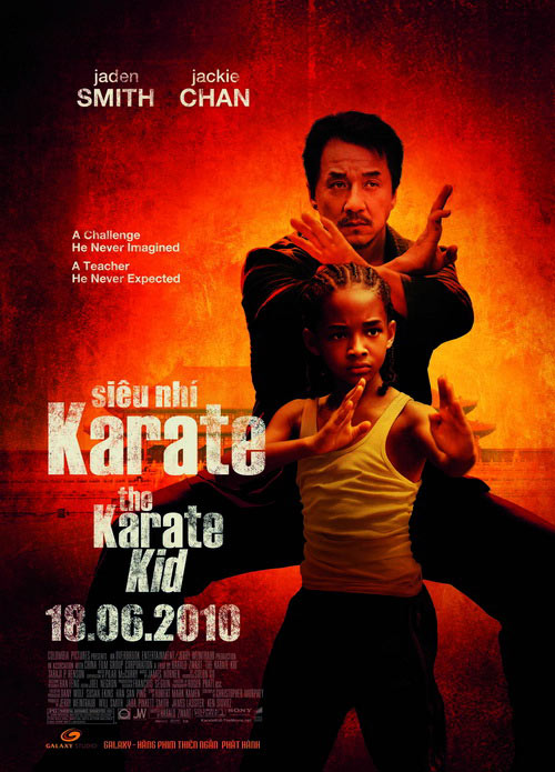 Siêu Nhí Karate - The Karate Kid - 2010