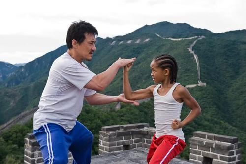 """Khi """"Siêu nhí karate"""" học võ... kungfu - 10"""
