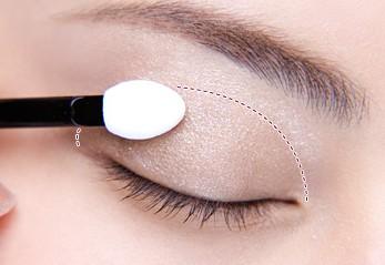 """Trang điểm cho đôi """"mắt nai"""" - 3"""