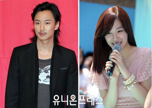 Kim Nam Gil và Tiffany (SNSD) là một cặp? - 1