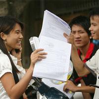Hai học sinh ở quận Ô Môn và Thốt Nốt cùng đỗ thủ khoa