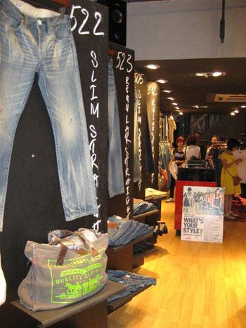 Khai trương cửa hàng Levi's®  thứ 29 tại Lê Văn Sỹ - 7