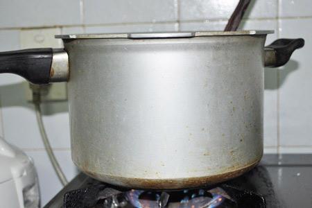 Đùi gà tây nấu giả cầy - 4