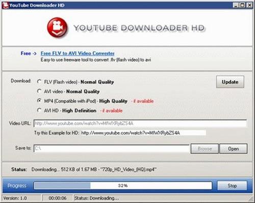 Những công cụ download video từ Youtube - 1