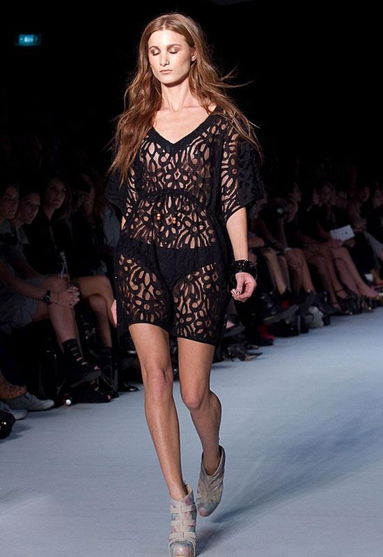 Video thời trang Úc: Quá mát mẻ với Nookie - 17