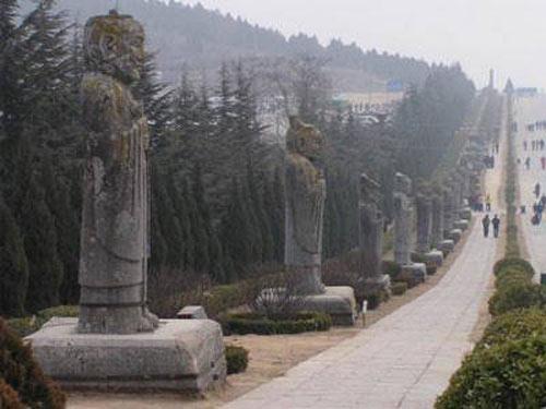 Bí mật lăng mộ của nữ Hoàng Đế VÕ TẮC THIÊN, Du lịch, Du lịch  trong nước, du lịch Trung Quốc, du lịch lăng mộ Võ Tắc Thiên, nữ Hoàng  Đế