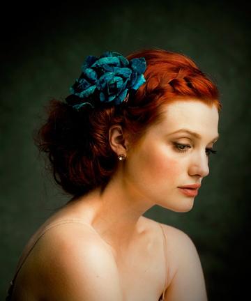 Những mẫu kẹp tóc ngọt ngào khó cưỡng - 9