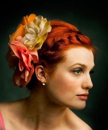 Những mẫu kẹp tóc ngọt ngào khó cưỡng - 22