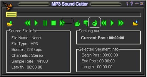 Phần mềm cắt nhạc MP3 nhỏ gọn - 1