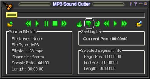 Phần mềm cắt nhạc MP3 nhỏ gọn - 3
