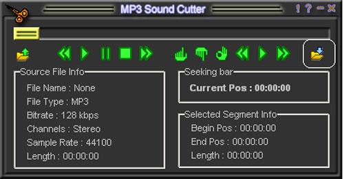 Phần mềm cắt nhạc MP3 nhỏ gọn - 4