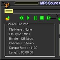 Phần mềm cắt nhạc MP3 nhỏ gọn